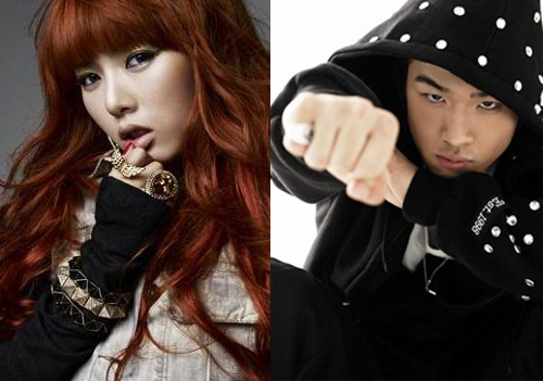 Idol singers pick Taeyang and HyunA as the next Rain and Hyori ...